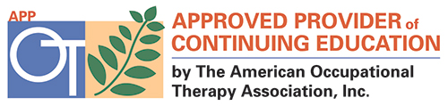 AOTA-Approved Provider of CEUs for Illinois OTs