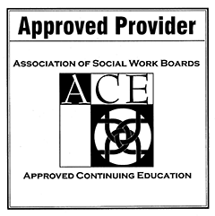 ASWB-Approved Provider Logo